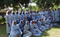 Annual gathering of our sisters at Kiziba