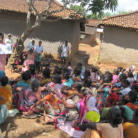 4 Awareness prog. in Sikoi Village