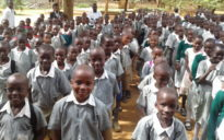 Kiziba Primary children