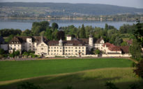Europa, Deutschland, Baden-Wuerttemberg, Hegne, Kloster Hegne